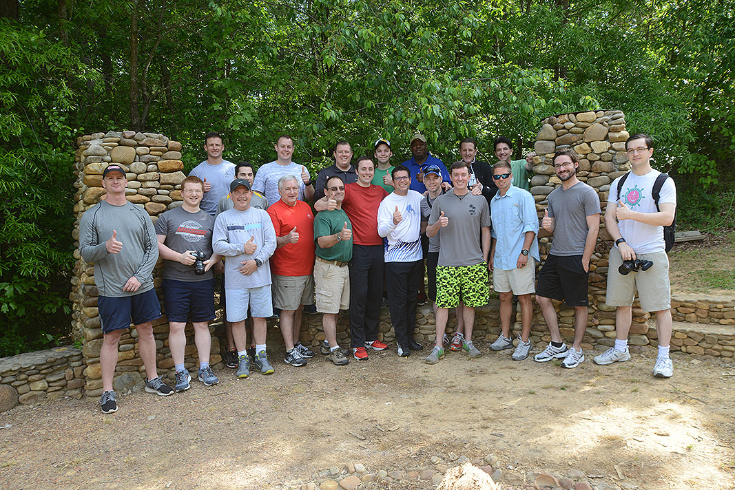 National Agents Alliance at Xtreeme Challenge Team Building Center in Monroe North Carolina
