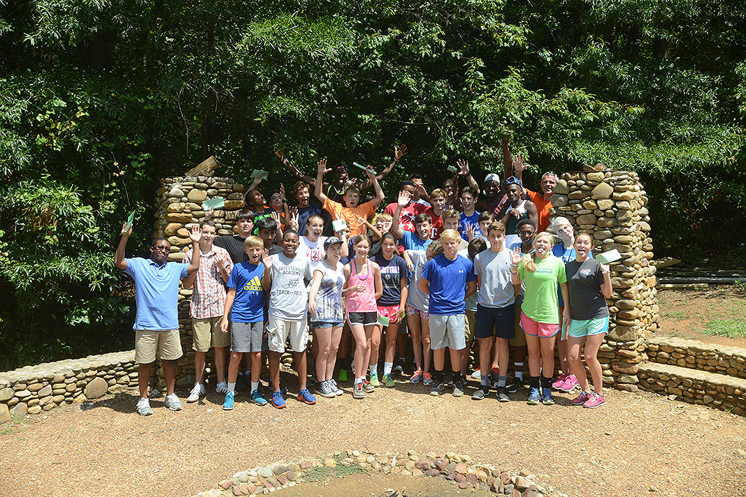 Fayetteville Academy Educational Field Trip to Xtreeme Challenge in Monroe North Carolina