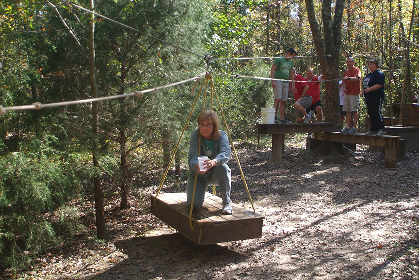 Problem Solving on The Transporter at Xtreeme Challenge