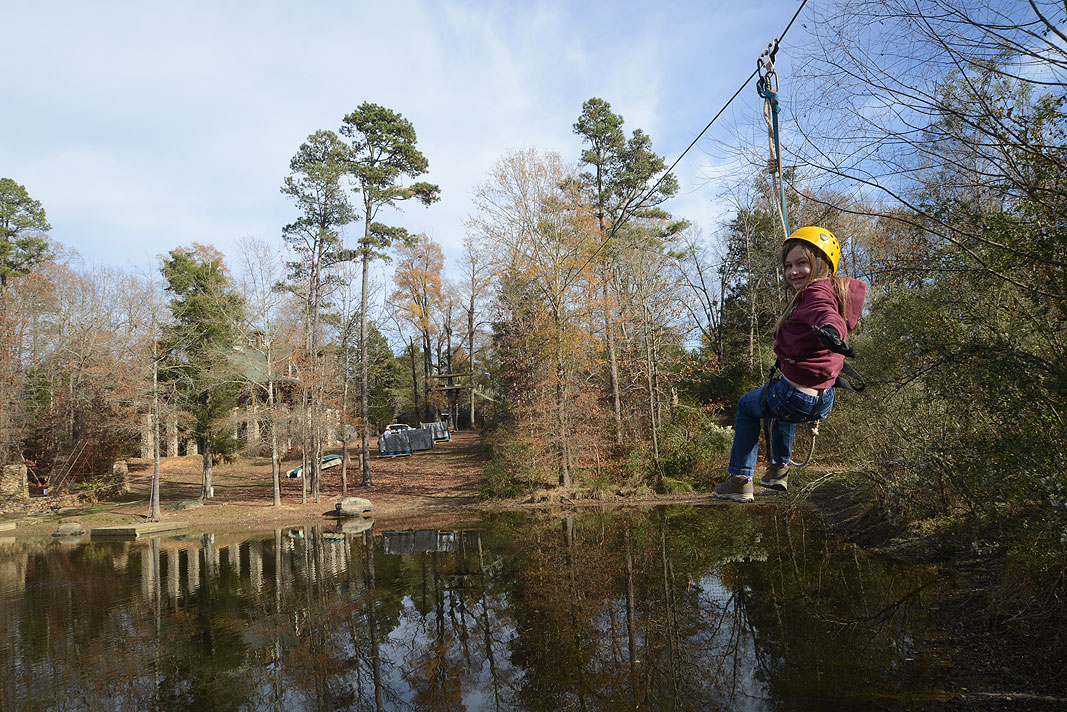 Mundie Family Outdoor Adventure at Xtreeme Challenge in Monroe North Carolina