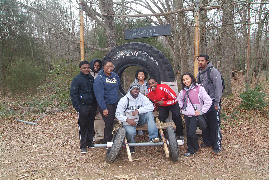 Xtreeme Challenge and The Outdoor Adventure Trail Game with N C A&T State University