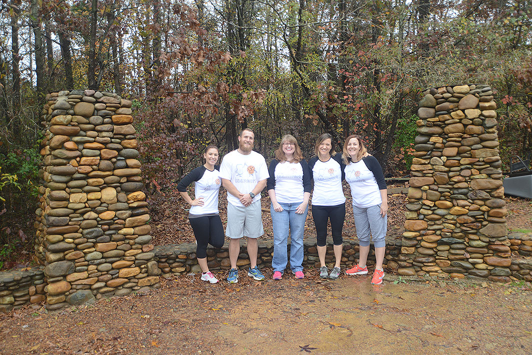Northestern Mutual at Xtreeme Challenge Team Building Center in Charlotte