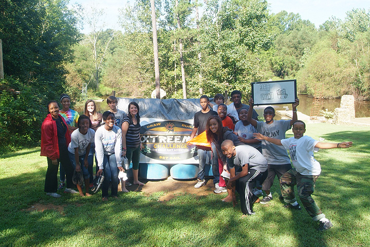 South Carolina 9th Grade Experiential Learning Trip Xtreeme Challenge