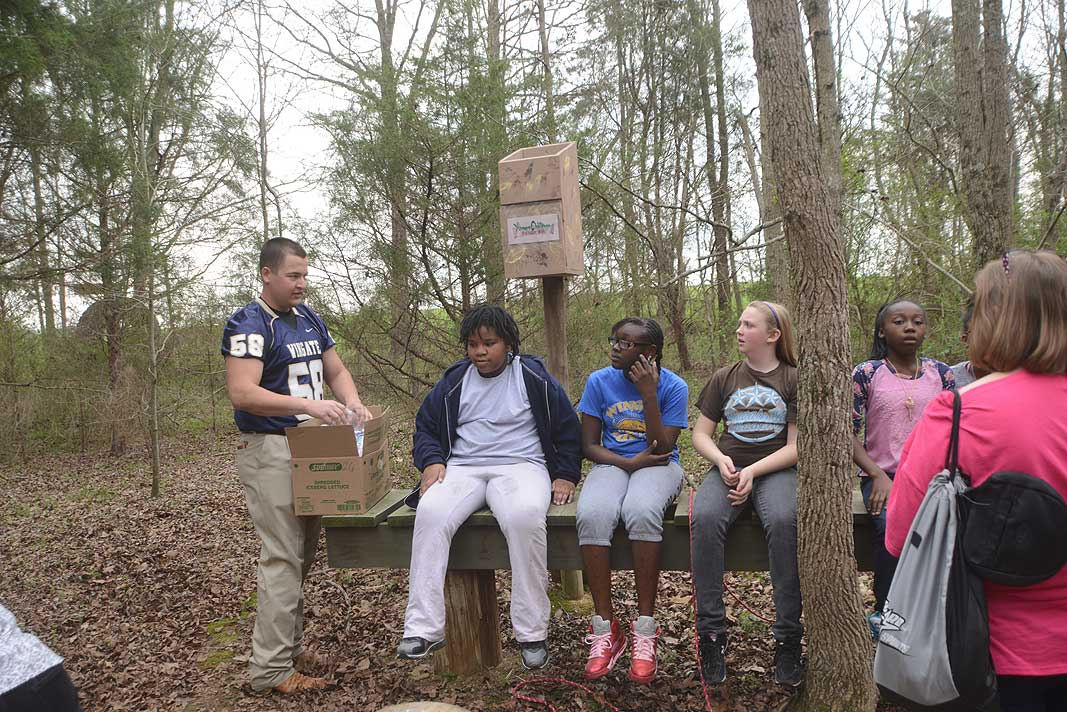 Wingate Elementary School Educational Field Trip 2014 at Xtreeme Challenge