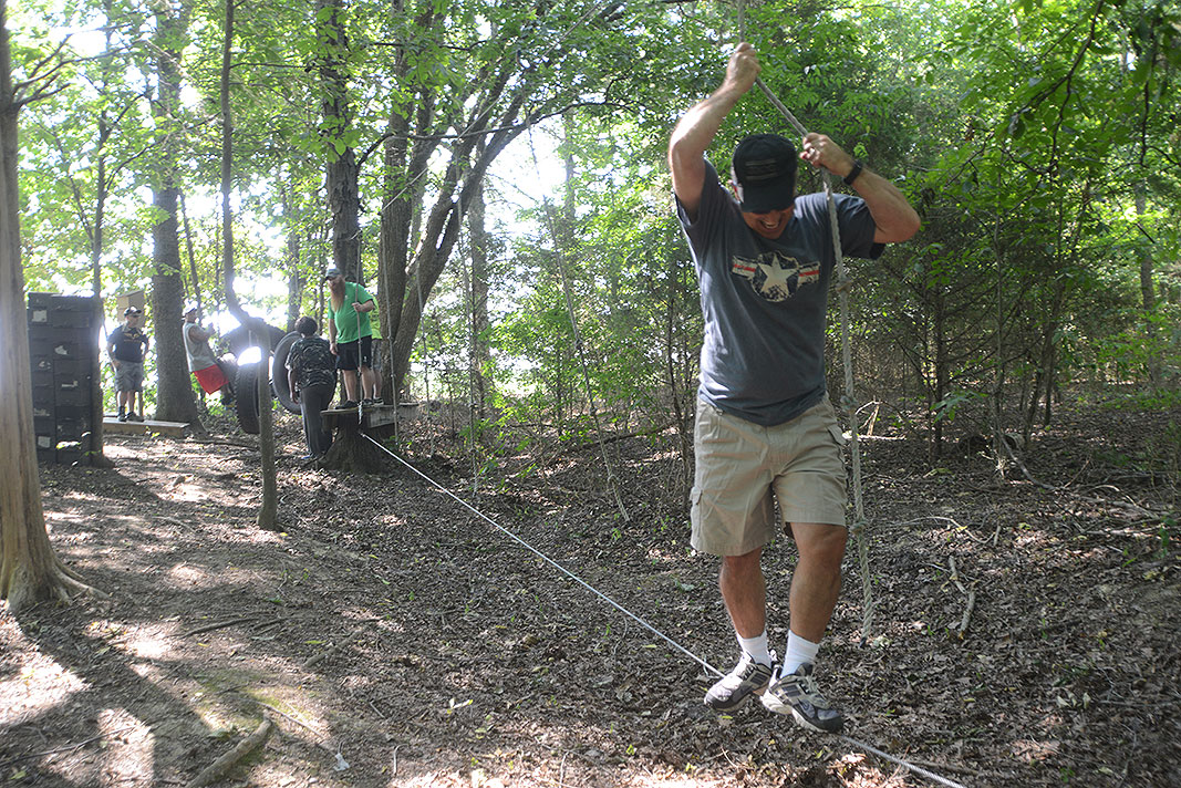 WWP Project June 2015 Xtreeme Challenge Team Building Center Charlotte